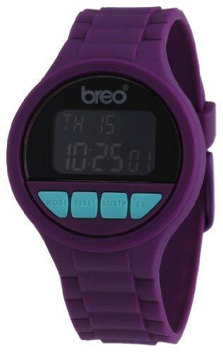 Breo Code Unisex Digital Watch with Black Dial Digital ...