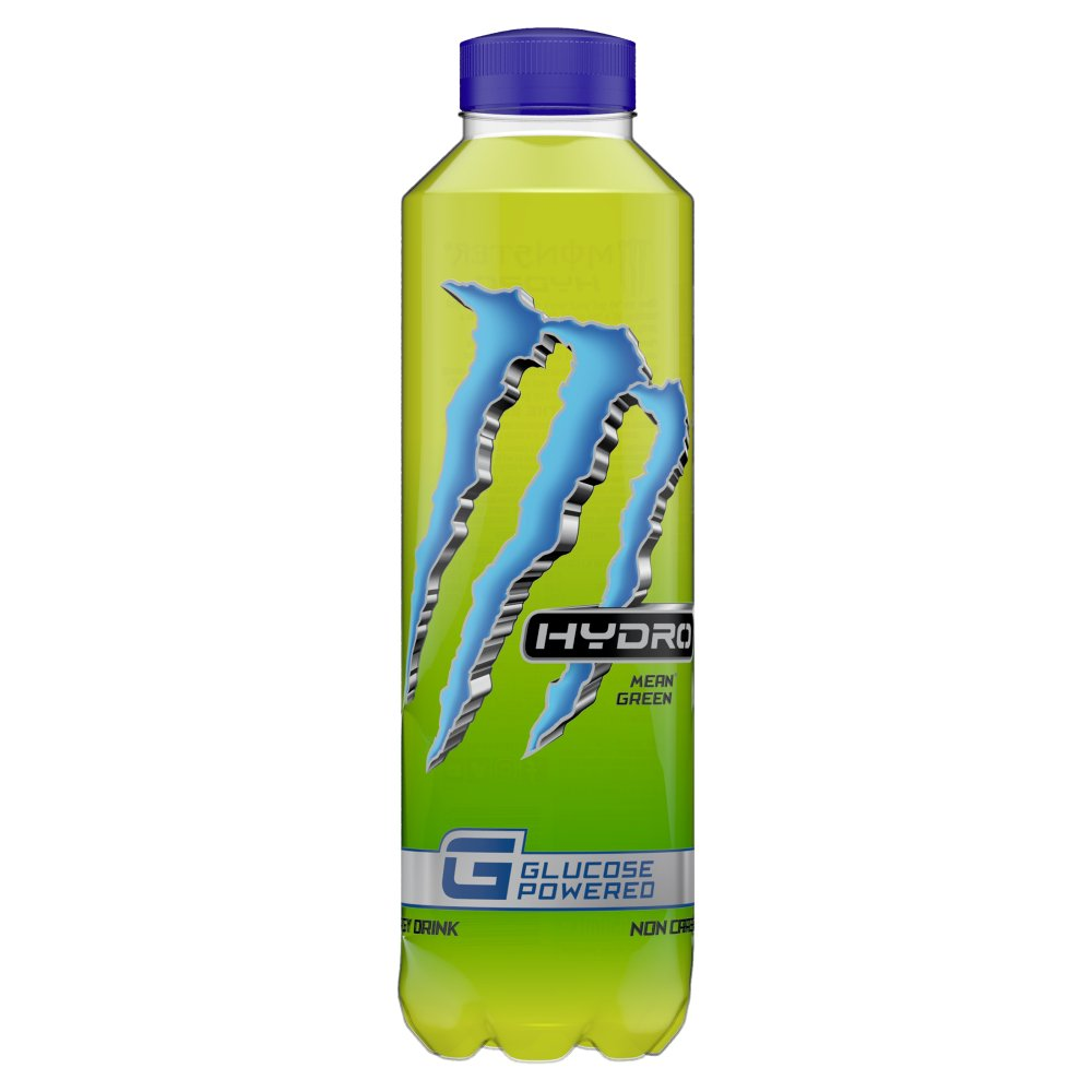 Monster Hydro Mean Green 550ml  Bestway Wholesale