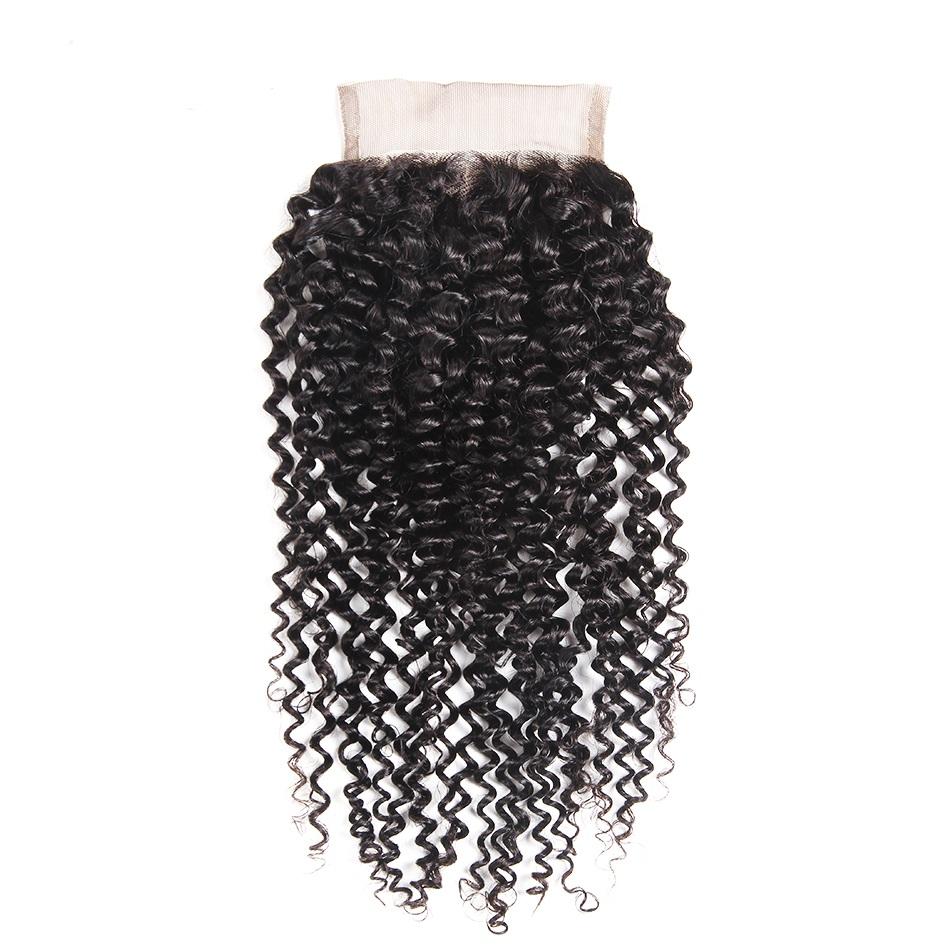 4X4 Lace Closure Kinky Curly Hair 4X4 Kinky Curly Hair