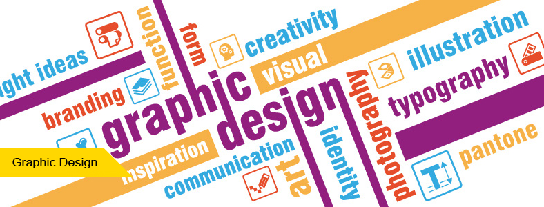 attractive graphic design logo
