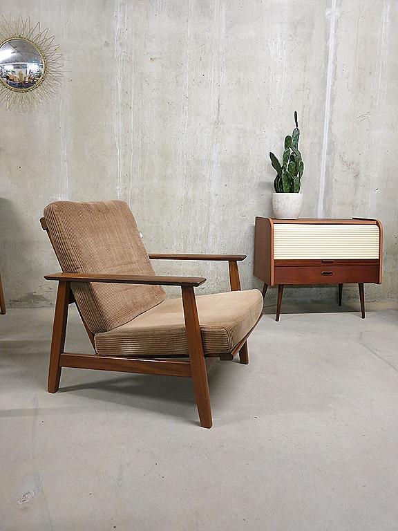 Vintage armchair lounge chair Scandinavian style  Bestwelhip