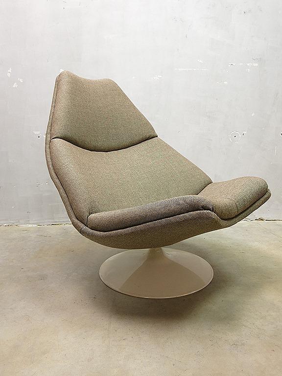 Artifort vintage lounge chair swivel chair  Artifort