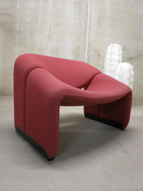Artifort Mchair Groovy Pierre Paulin vintage design