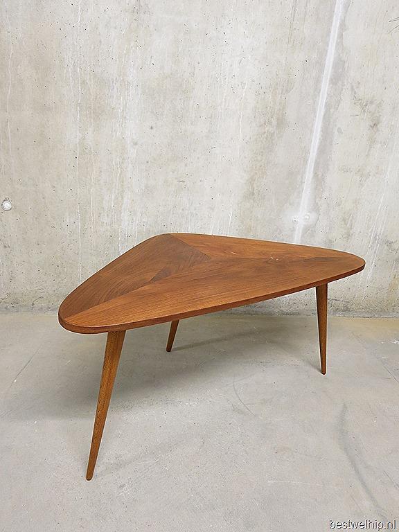 Vintage salontafel coffee table Gelderland  Bestwelhip