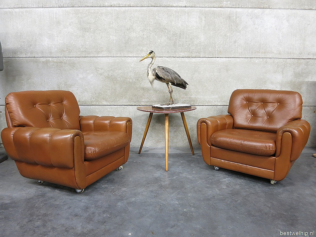 vintage designer chairs rent and tables artifort fifties design lounge armchairs