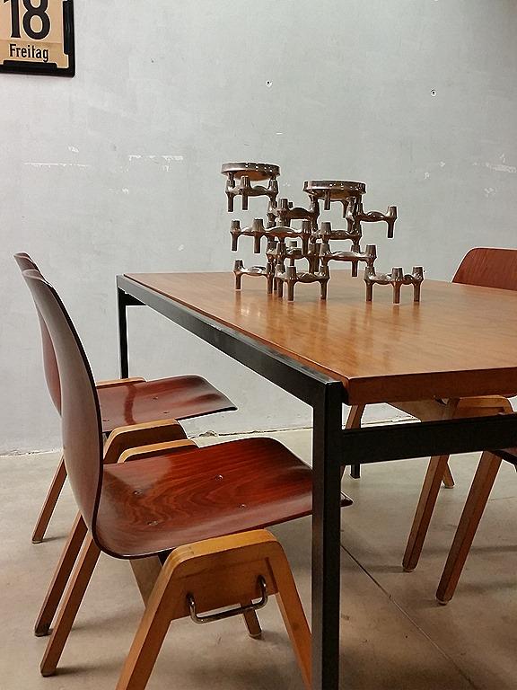 Pastoe Cees Braakman Japanse serie eetkamer tafel dining