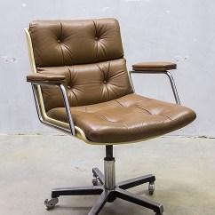 Knoll Pollock Chair Modern Recliner Chairs Mid Century Vintage Design Bureaustoel Vergaderstoel Office   Bestwelhip