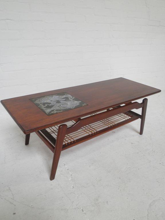 Vintage design salontafel  coffee table 60s  Bestwelhip
