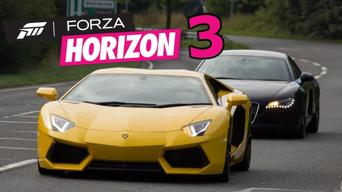 Forza Horizon 3 for Windows 10 Download