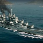 World of Warships Cruiser