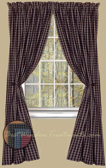 Colonial Curtains