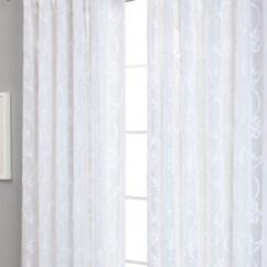 Gold Kitchen Hardware Blanco Faucets Paris Voile Curtain Drapery Panels
