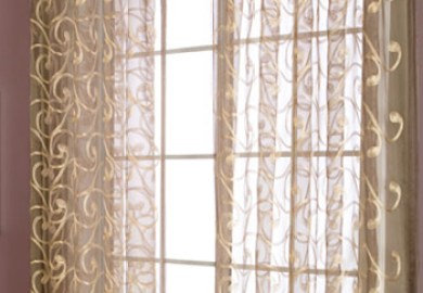 Canopy Brand Window Curtains