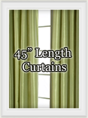 Shop Curtain Panels by Size BestWindowTreatmentscom