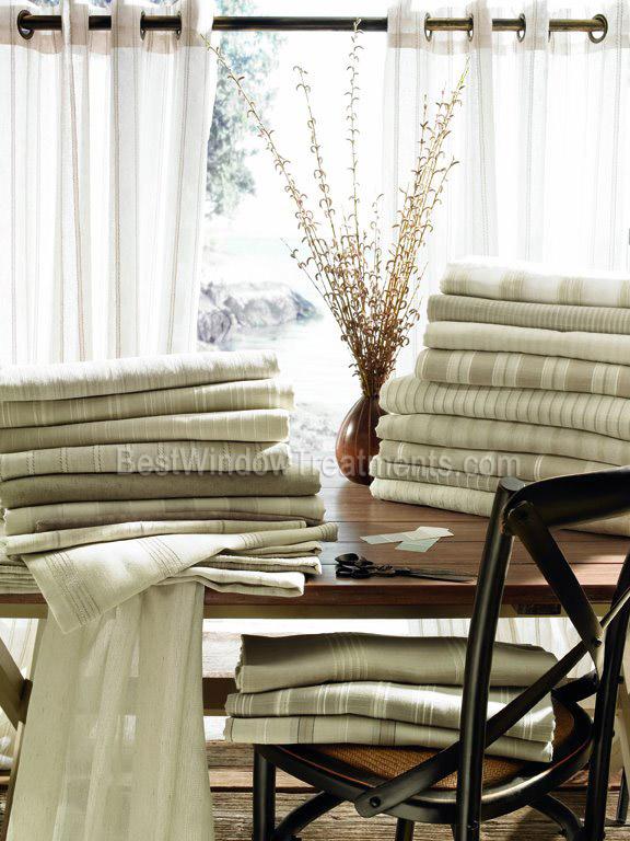 sandridge linen weave curtain panel bestwindowtreatments com