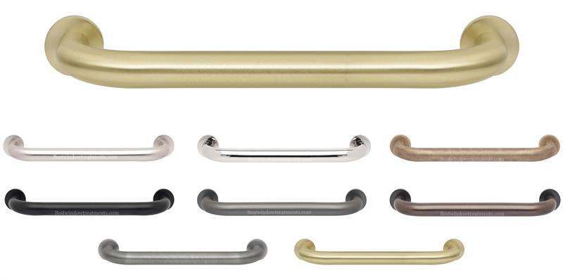 custom select brass french rod set 1 3 16 diameter bestwindowtreatments com