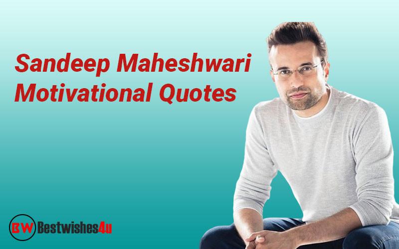 Sandeep Maheshwari Motivational Quotes in Hindi