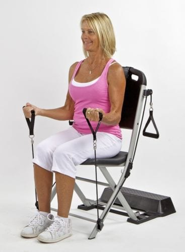 resistance chair exercise system reviews tokuyo massage review