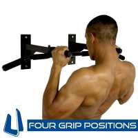 Is the Ultimate Body Press Wall Mounted Pull Up Bar Worth ...