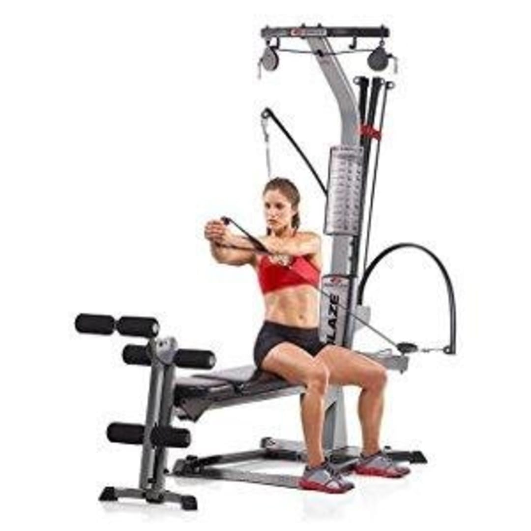 chair gym reviews 2018 cream puff swivel bowflex blaze home review get the facts to see if it
