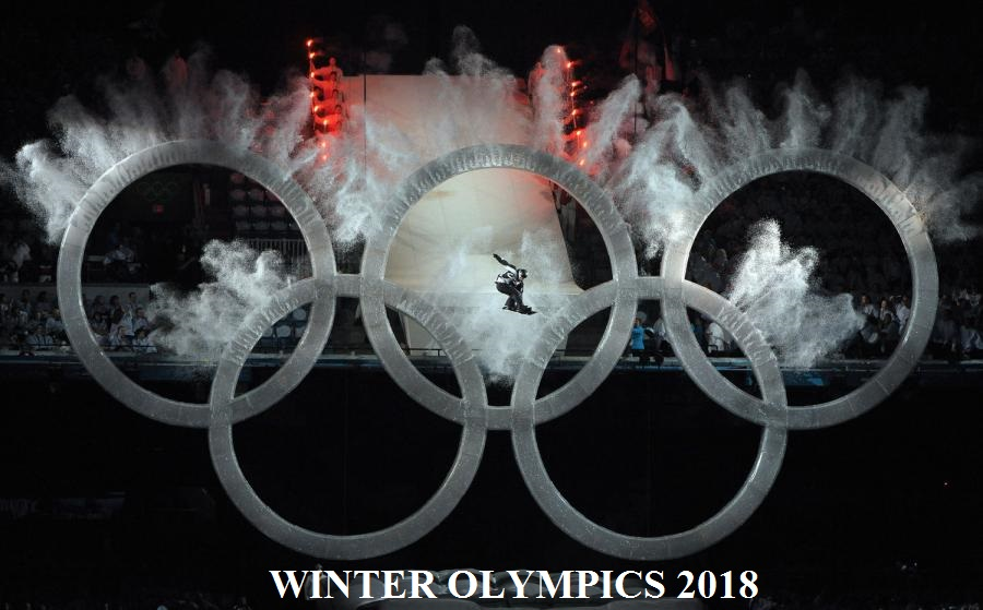 Winter Olympics 2018 HD Wallpapers