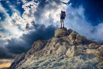 Recensione Zaino da Trekking Mountaintop 60+10 litri - Besty5.com