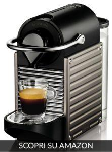 Nespresso Pixie - Semplice, veloce, funzionale
