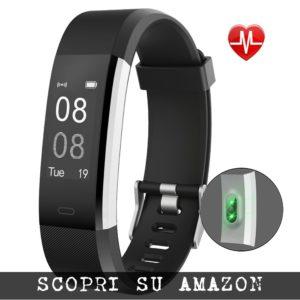 Yamay Sw-333 - L'orologio da fitness che non ti aspetti!