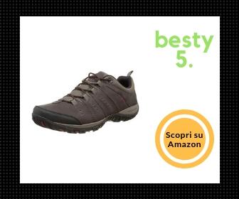 Columbia Woodburn II - La scarpa da trekking ideale per cominciare