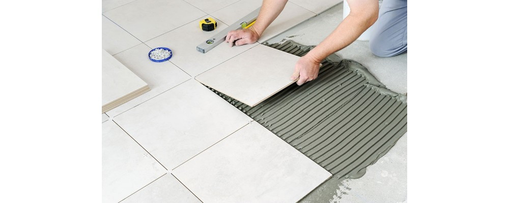 adhesive for porcelain tile