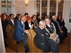 Predrag Matvejević i Julija Koš