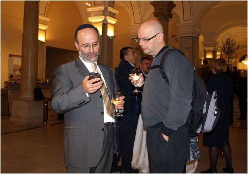 Rabin dr. Kotel Dadon i Igor Kusin