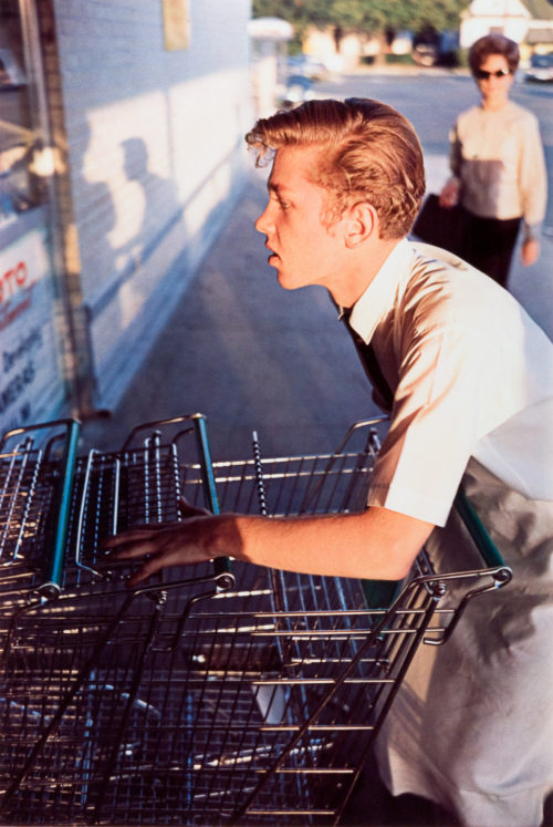 William Eggleston, Untitled, 1965-68 and 1972-74, Dye transfer print