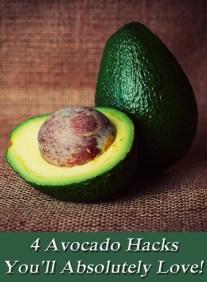 4 Avocado Hacks You'll Absolutely Love!