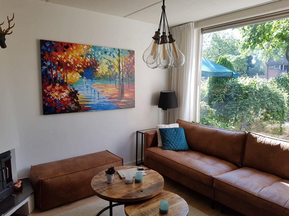 Fabulous Schilderijen Voor Woonkamer BFZ75  AgnesWaMu