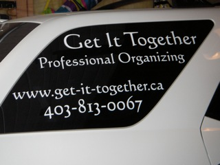 Get it Together - Professional Organizing