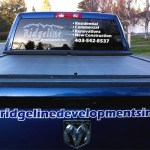 Truck vehicle Decals