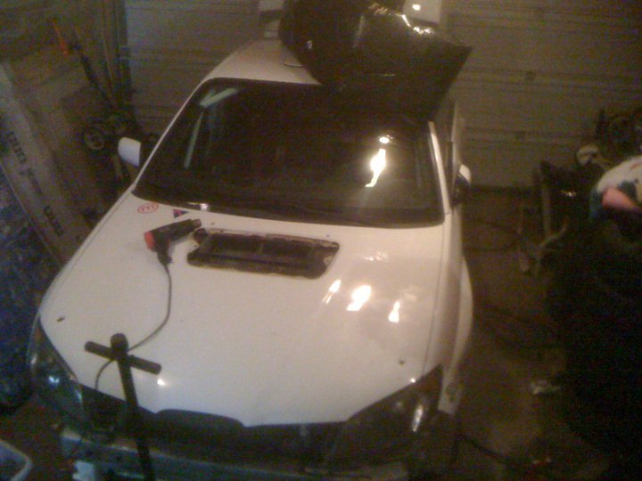 blank car
