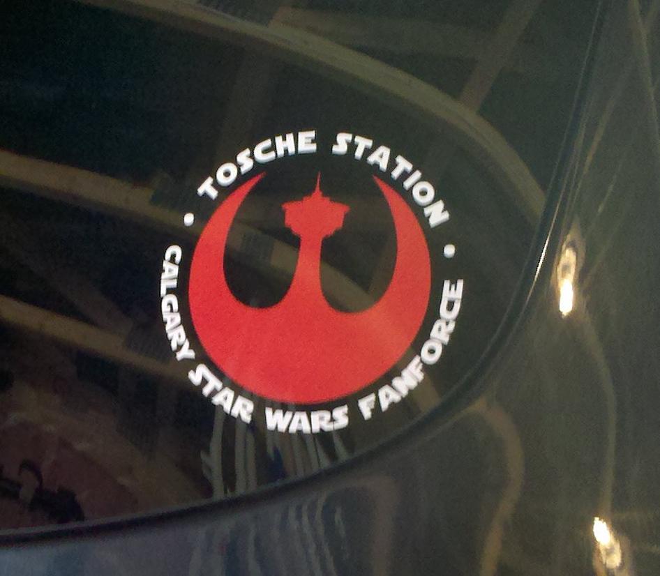 Star Wars Fan Force Calgary