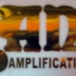 Orange Amps sticker