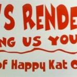 Bob's Rendering Parody sticker