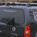 Bounty Cellars vehicle decals
