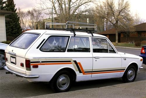 1970 Toyota Corolla Wagon - 001