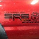 Zombie Response Unit - TRD Toyota SR5