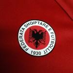 Albania FC Logo - Heat pressed