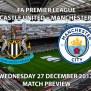 Newcastle Utd Vs Manchester City Match Preview