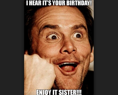 50+ happy birthday sister meme – Betameme