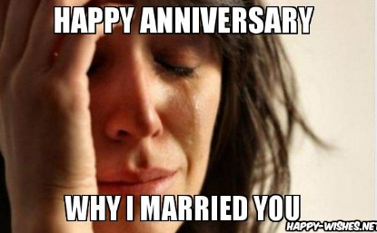 anniversary meme for husband