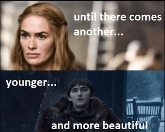 game of thrones finale memes