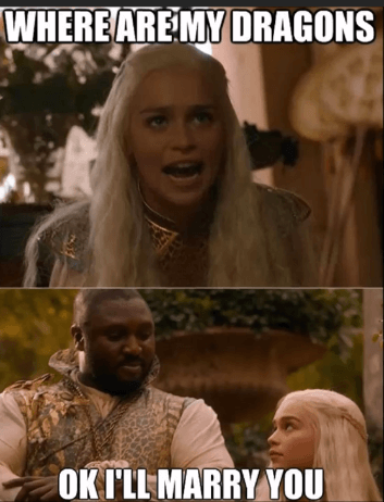 new game of thrones marry memes